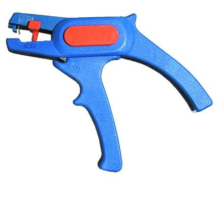 Automatische Abisolierzange blau super No.5