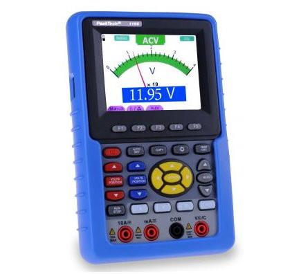 Digitalspeicheroszilloskop DMM 2-CH 100 MHz, 1195
