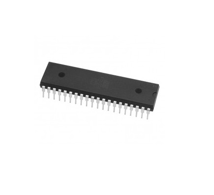 Mikrocontroller Mega32-16PU 8bit 5V 32kB Flash 16MHz