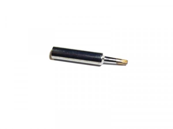 Lötspitze Meißelform XNT B, 2,4 x 0,8 mm T0054485799 für WXP 65, WP 65