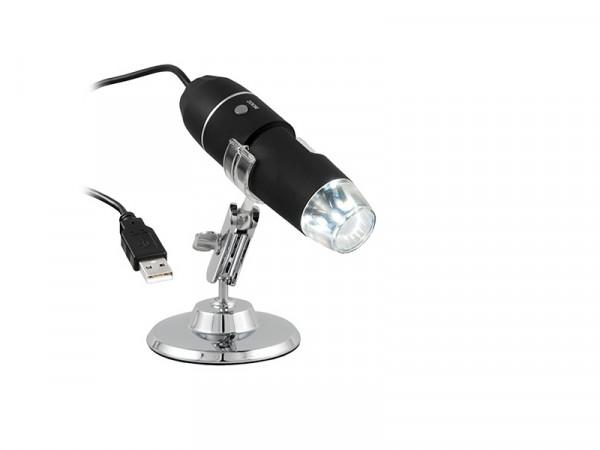 USB Mikroskop 1600 x 1200 Pixel Vergrösserung 200 - 800x (1600 x) MM 800