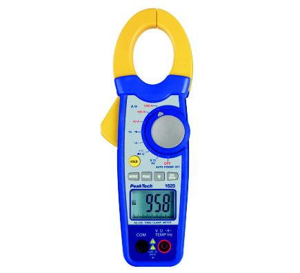 Digital Zangenmessgerät 3,75 stellig 1000A AC DC, 1625