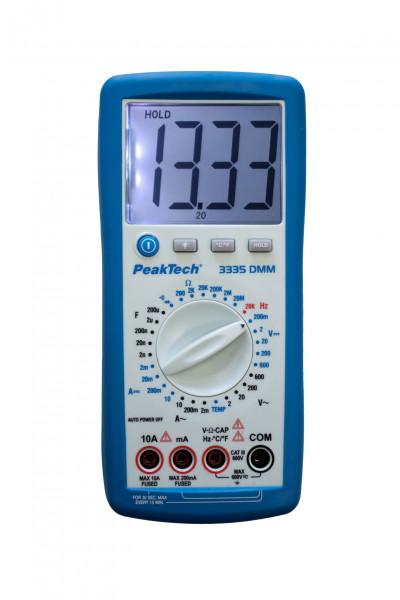 Digital-Multimeter 3,5 stellig, 3335
