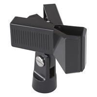 Klemmfix Halterung für Mikrofone mit 18 - 38 mm