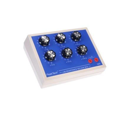 Widerstand LAB Decade Box 1 Ohm bis 10 MOhm, 3265
