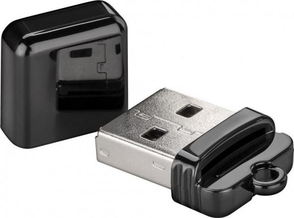 Kartenlesegerät USB 2.0 zum Lesen von MicroSD-Speicherkarten
