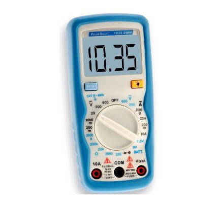 Digital Multimeter 3,5 stellig 1035