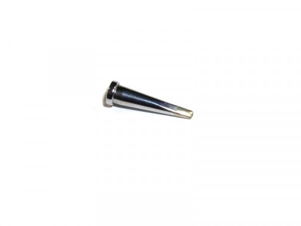 Lötspitze Meißelform lang LTL 2,0mm ,T0054441499 für WP80, WSP80 Lötkolben