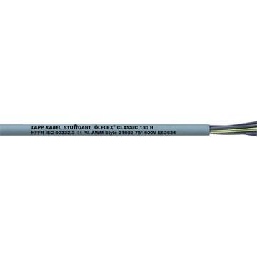 ÖLFLEX® CLASSIC 130 H 3G1,5mm² Halogenfreie Steuerleitung Meterware