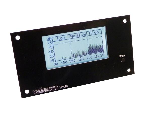 Audio-Analysator K8098