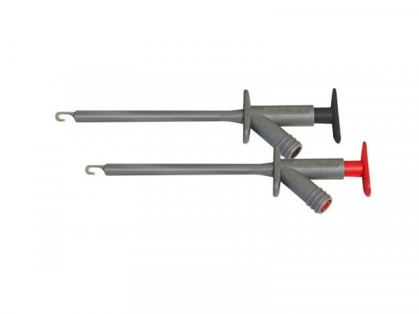 Abgreifklemmen für Digital-Multimeter 10 A , 4mm Sicherheits Anschluß, 7000