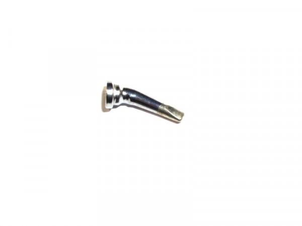Lötspitze Meißelform 30° LT BX 2,4mm , T0054444299 für WP80, WSP80 Lötkolben