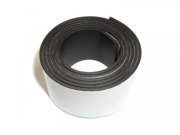 Magnetischer Klebestreifen 750 x 25 x 2 mm