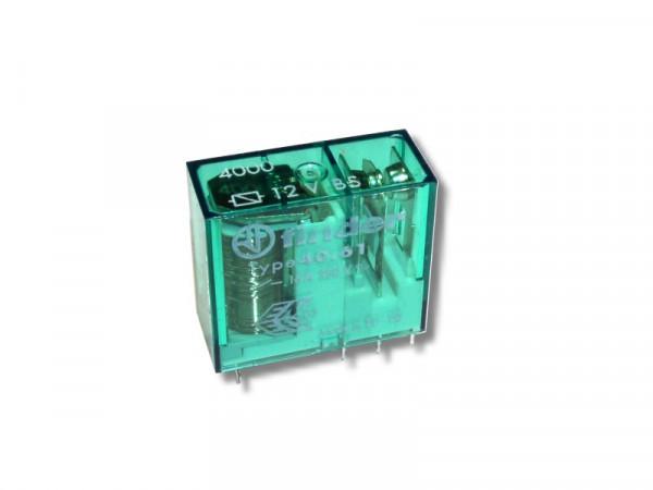 Relais Bistabil 4061 12V DC 1xUmschalter 16A 250VAC 40.61.6.012.4000