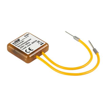 Einschaltstrombegrenzer ESB1, Max. 200 VA, 230 V/50 Hz