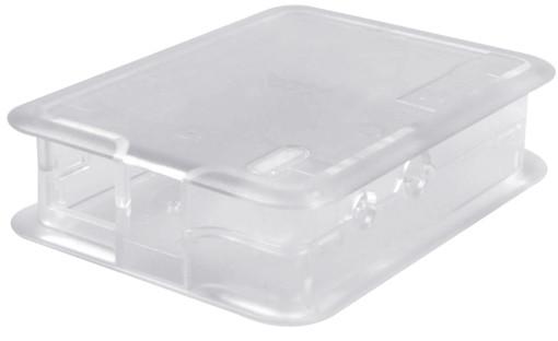 Gehäuse Standard TEK-BERRY 100,6 x 73,6 x 26,5 mm transparent