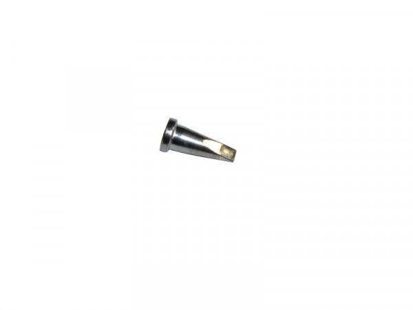 Flacher Meißel LT B 2,4x0,8mm, T0054440599 für für WP80, WSP80 Lötkolben