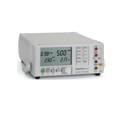 Leistungs-Analysator mit RS-232 C Schnittstelle, 2510