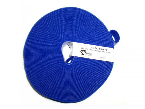 Klettband Eco-Scratch, Breite 19 mm, Länge 10 Meter, Farbe nach Auswahl