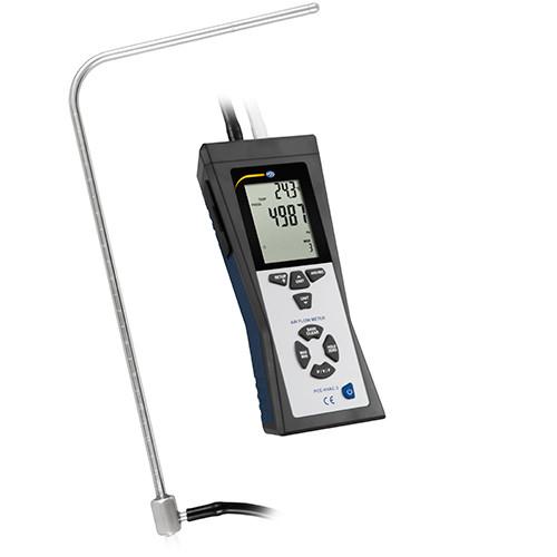 Staurohranemometer Strömungsgeschwindigkeit Pitot-Rohr, Luftstrom, Luftdruck, HVAC 2