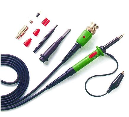 Oszilloskop Tastkopf 250 MHz 10:1 1:1, TK 250