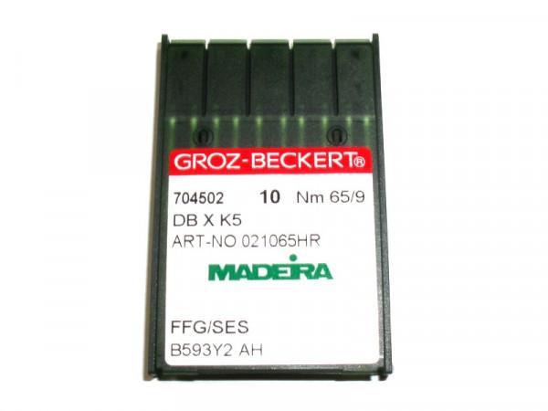 Stickmaschinen Nadel DBXK5 FFG/SES (704502) 65/9