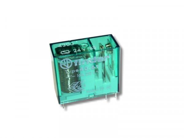 Relais Bistabil 4061 24V DC 1xSchließer 16A 250VAC 40.61.6.024.4300